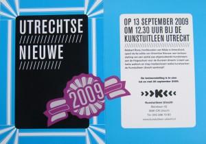 Utrechtse Nieuwe 2009 800