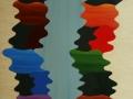 21b de Vecht 3  120 x  90 cm acrylic on birchwood Astrid M G Rubie 2011