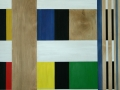4 Title Overvecht 4 119 x 158 Acrylic on wood 2009 Astrid MG Rubie