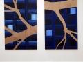 26 Kunstliefde Overvecht 27B 2020 & 27 2013 2x H 200 x B 120 Astrid Rubie