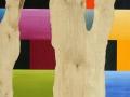 12 Overvecht 12 Acrylic on birchwood 60 x  40 cm  Astrid MG Rubie 2010 Collection Rabobank Dir. Duurzaamheid & Coöperatie