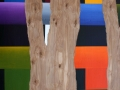 14 Overvecht 14 Acrylic on birchwood 150 x  110 cm Astrid MG Rubie 2010 Corporate collection Amsterdam