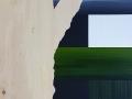 49 Overvecht 49 H 95 x B 50 cm Acrylverf op hout Astrid MG Rubie 2019