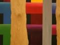 7 Overvecht 7 Acrylic on wood 120 x 230 Astrid MG Rubie 2010